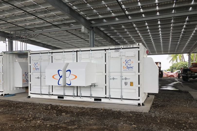 EnSync Energys Solar Storage Project with Spectrum Goes Online in