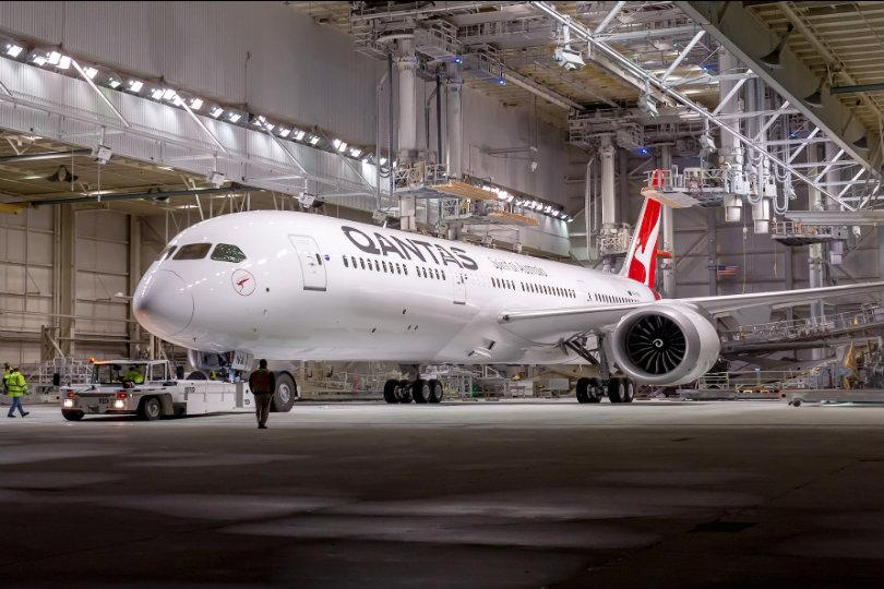 PW C Signs New APU Maintenance Contract With Qantas Airways